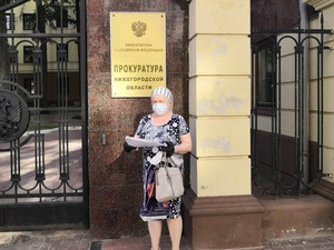 Нижегородская пенсионерка рискует оказаться на улице в результате расселения дома