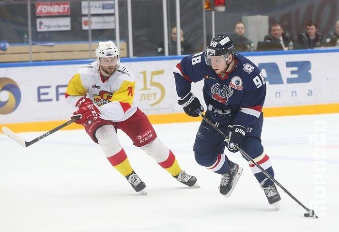 Нижегородское «Торпедо» вышло в плей-офф Кубка Гагарина
