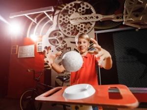 Конкурс рисунков, дегустация пиццы и мастер-класс по жонглированию: «Парк чудес Галилео» празднует день рождения